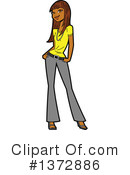 Woman Clipart #1372886