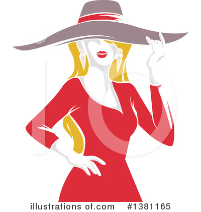 Hat Clipart #1381165 by BNP Design Studio
