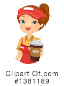 Royalty-Free (RF) Woman Clipart Illustration #1381189