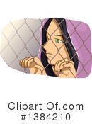 Woman Clipart #1384210 by BNP Design Studio