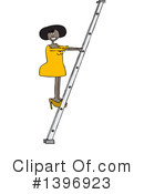 Woman Clipart #1396923 by djart
