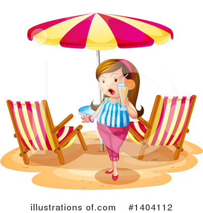 Vacation Clipart #1404112 by Graphics RF