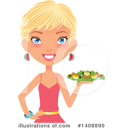 Nutrition Clipart #1408890 by Melisende Vector