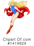 Woman Clipart #1419629 by Liron Peer
