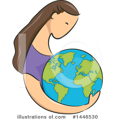 Travel Clipart #1446530 by BNP Design Studio