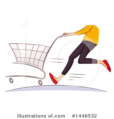 Shopping Clipart #1446532 by BNP Design Studio