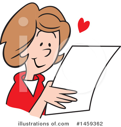Love Clipart #1459362 by Johnny Sajem