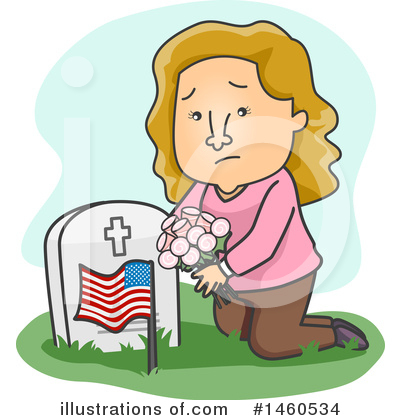 Memorial Day Clipart #1460534 by BNP Design Studio