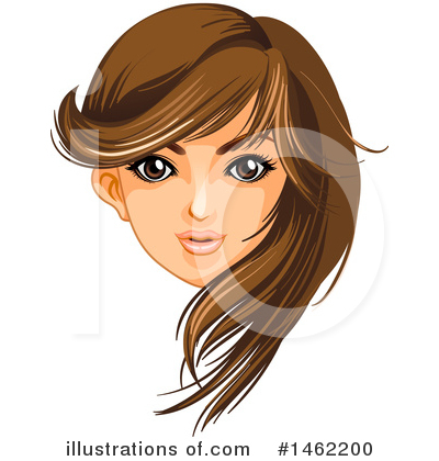Beauty Clipart #1462200 by Graphics RF