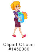 Woman Clipart #1462380 by Graphics RF