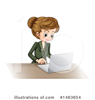 Office Clipart #1463654 by Graphics RF