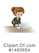 Woman Clipart #1463654 by Graphics RF