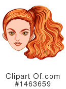Woman Clipart #1463659 by Graphics RF