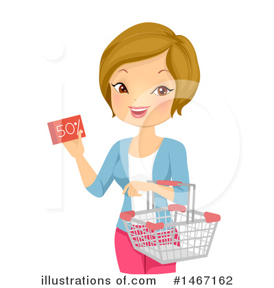 Groceries Clipart #1467162 by BNP Design Studio