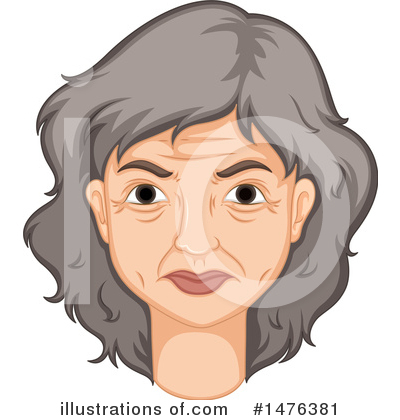Aging Clipart #1476381 by Graphics RF