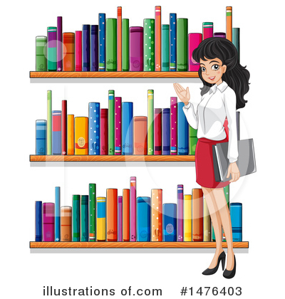 Business Woman Clipart #1476403 by Graphics RF