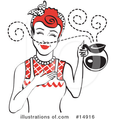 Coffee Clipart #14916 by Andy Nortnik