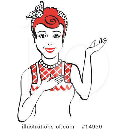 Maid Clipart #14950 by Andy Nortnik