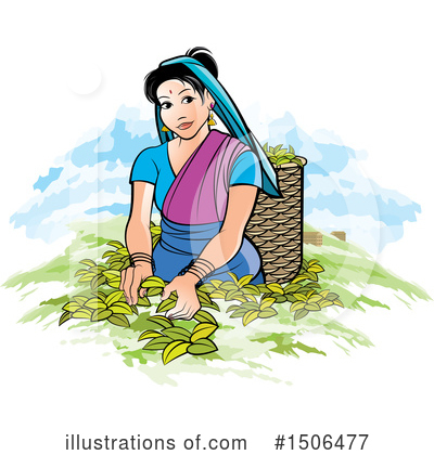 Sri Lanka Clipart #1506477 by Lal Perera