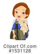 Royalty-Free (RF) Woman Clipart Illustration #1531128
