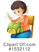 Woman Clipart #1532112 by Graphics RF