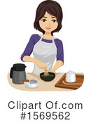 Woman Clipart #1569562 by BNP Design Studio