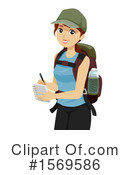 Woman Clipart #1569586 by BNP Design Studio