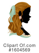 Woman Clipart #1604569 by BNP Design Studio