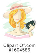 Woman Clipart #1604586 by BNP Design Studio