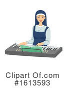 Woman Clipart #1613593 by BNP Design Studio