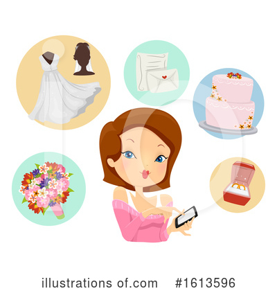 Royalty-Free (RF) Woman Clipart Illustration by BNP Design Studio - Stock Sample #1613596
