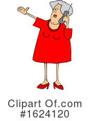 Woman Clipart #1624120 by djart