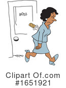 Woman Clipart #1651921 by Johnny Sajem