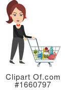 Woman Clipart #1660797 by Morphart Creations