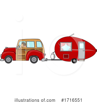 Camping Clipart #1716551 by djart