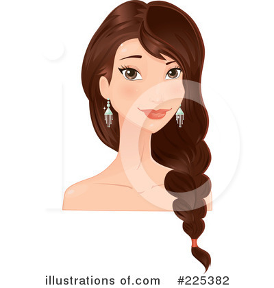 Face Clipart #225382 by Melisende Vector