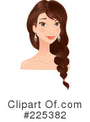 Royalty-Free (RF) Woman Clipart Illustration #225382
