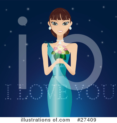 Woman Clipart #27409 by Melisende Vector