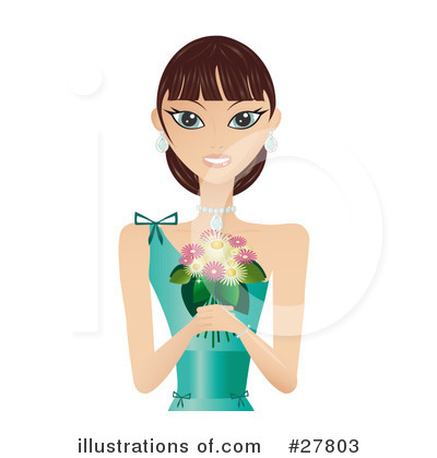 Fashion Clipart #27803 by Melisende Vector