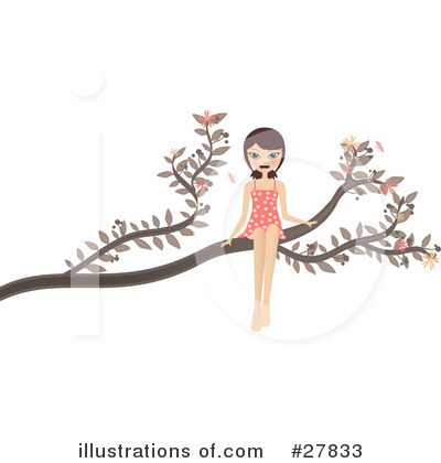 Woman Clipart #27833 by Melisende Vector