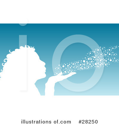 Silhouetted People Clipart #28250 by KJ Pargeter