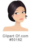 Royalty-Free (RF) Woman Clipart Illustration #50162