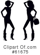 Woman Clipart #61675 by Monica