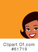 Woman Clipart #61719 by Monica