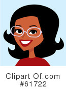 Woman Clipart #61722 by Monica