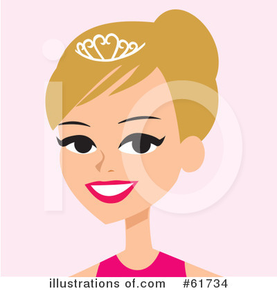 Beauty Pageant Clipart #61734 by Monica