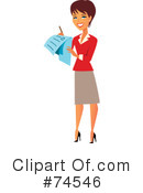 Woman Clipart #74546