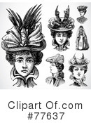 Woman Clipart #77637 by BestVector
