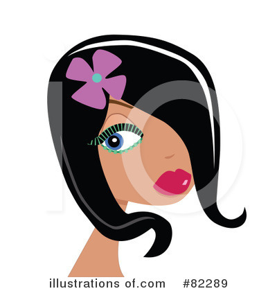 Beauty Clipart #82289 by peachidesigns
