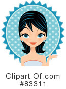 Woman Clipart #83311 by Melisende Vector